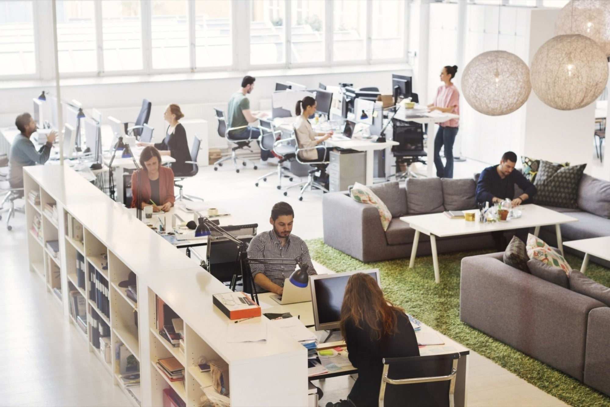 6 Benefits of a Co-working Space