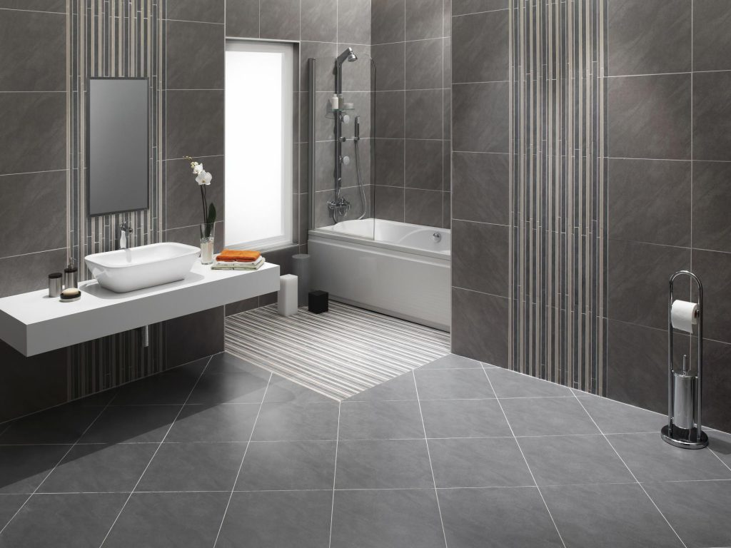 Advantages of using tiles in bathrooms