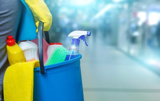 Important things to be considered while purchasing cleaning equipment